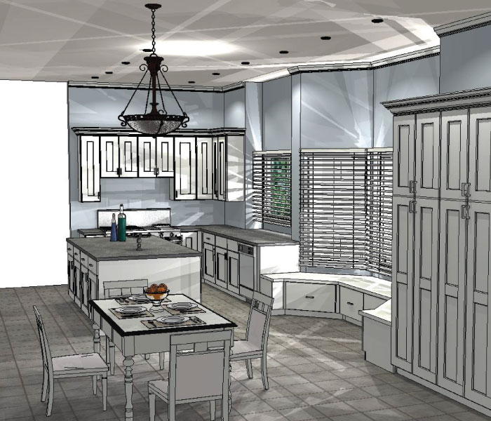 Envison Is Affordable Kitchen Cabinets AZ